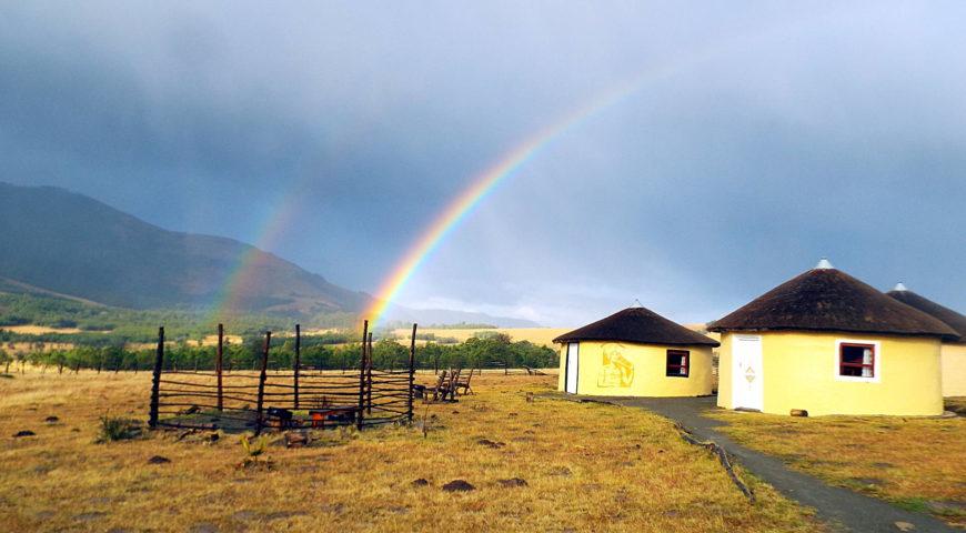 Elundini le village Xhosa