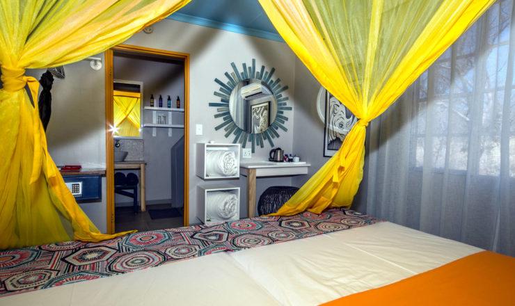 Etosha Safari Camp - chambre