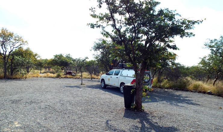 Etosha Village - Camping