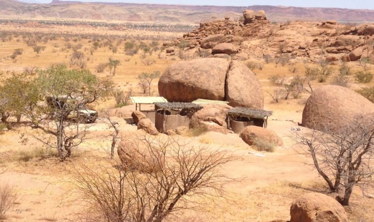 Mowani Campsite