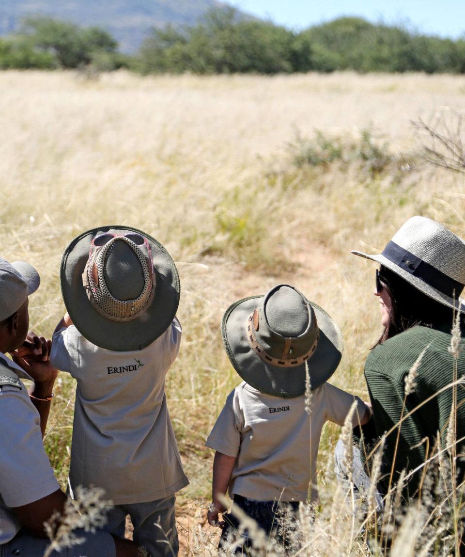 Namibie - en famille