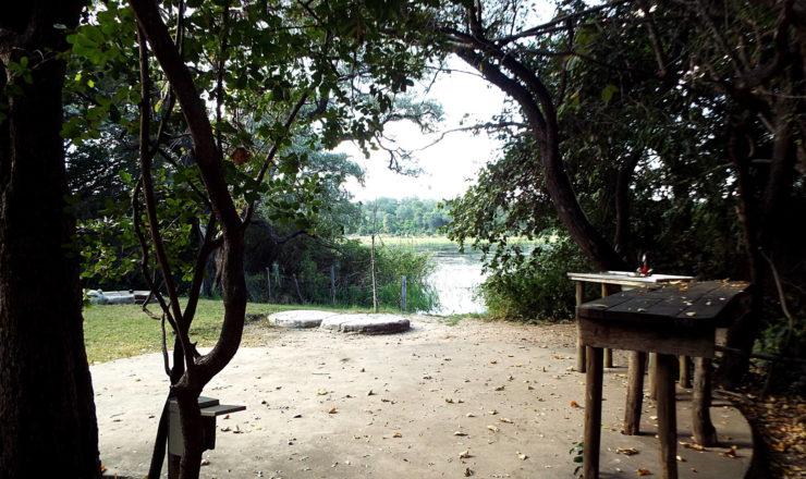 Ngepi Camp - Camping