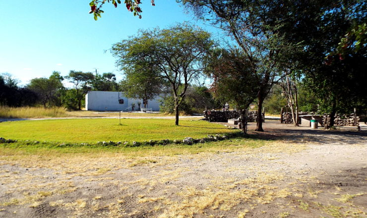 Roys Rest Camp - Camping