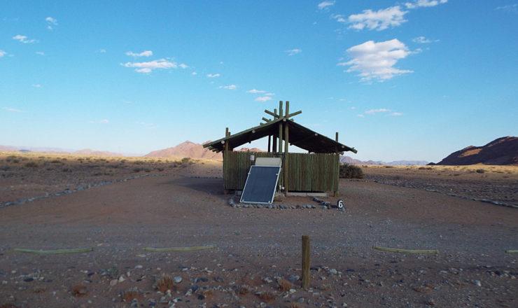 Sossusvlei Oasis Camp