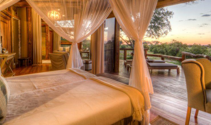 Camp Okavango - chambre double