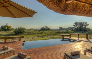 Camp Okavango - piscine