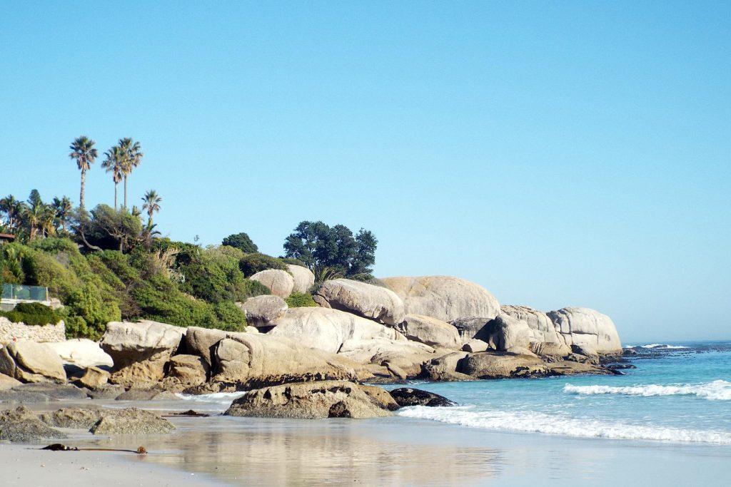 Cape Town - les plages