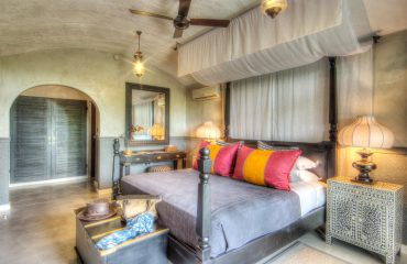 Chobe Game Lodge - chambre double