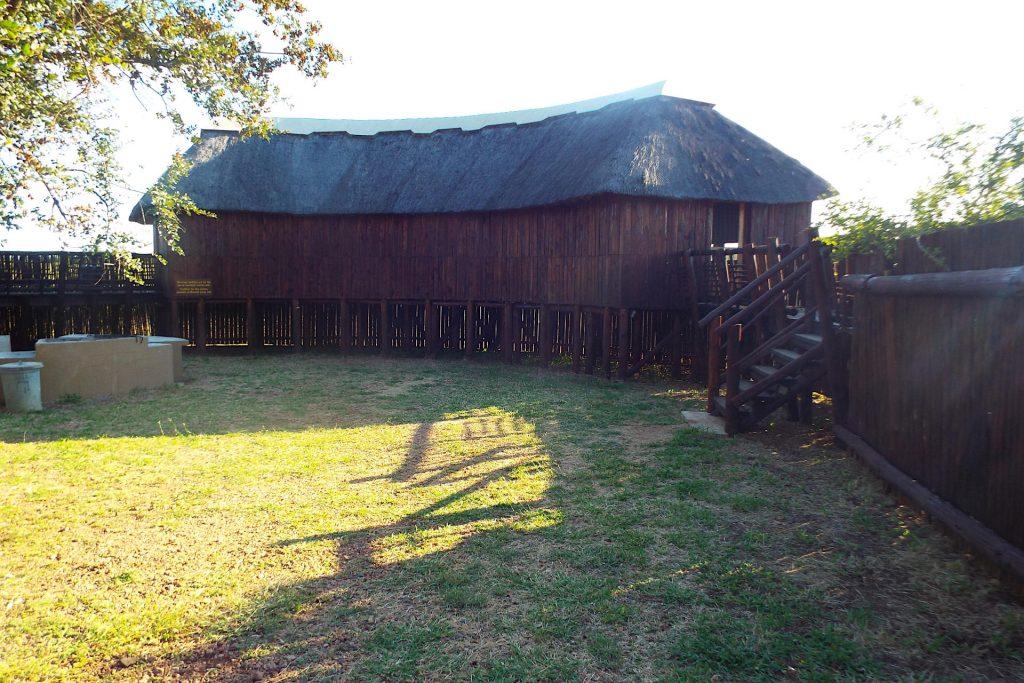 parc Kruger - la cache