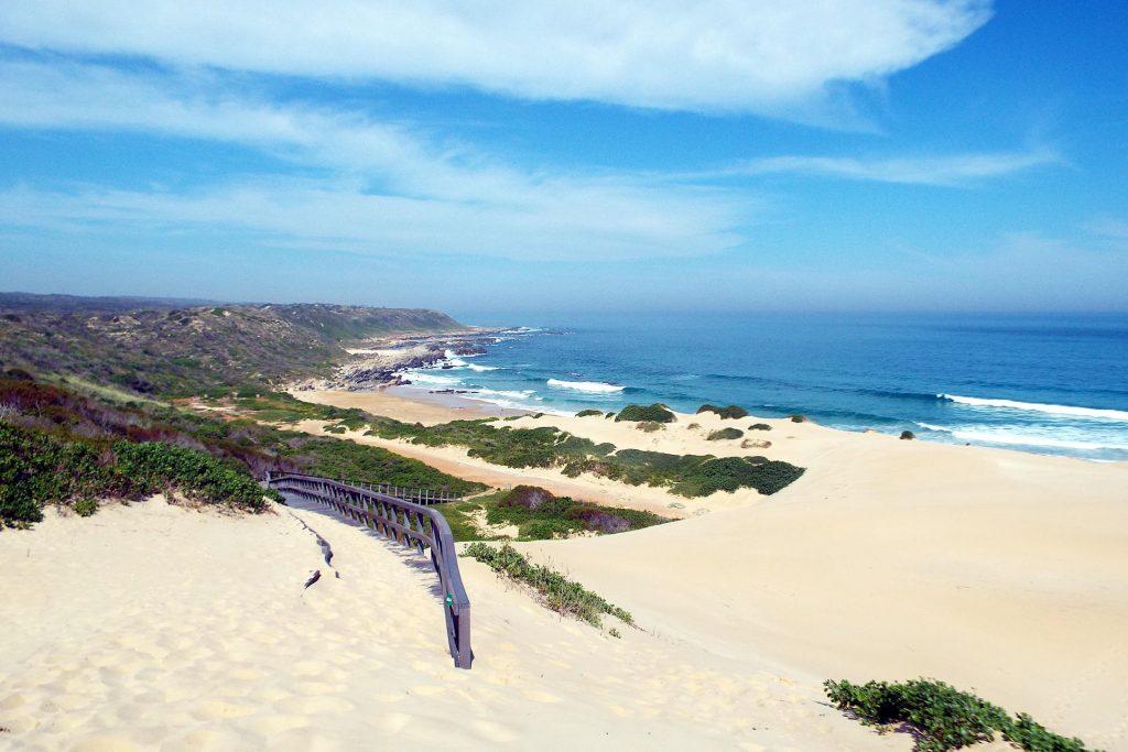 Port Elizabeth - les plages