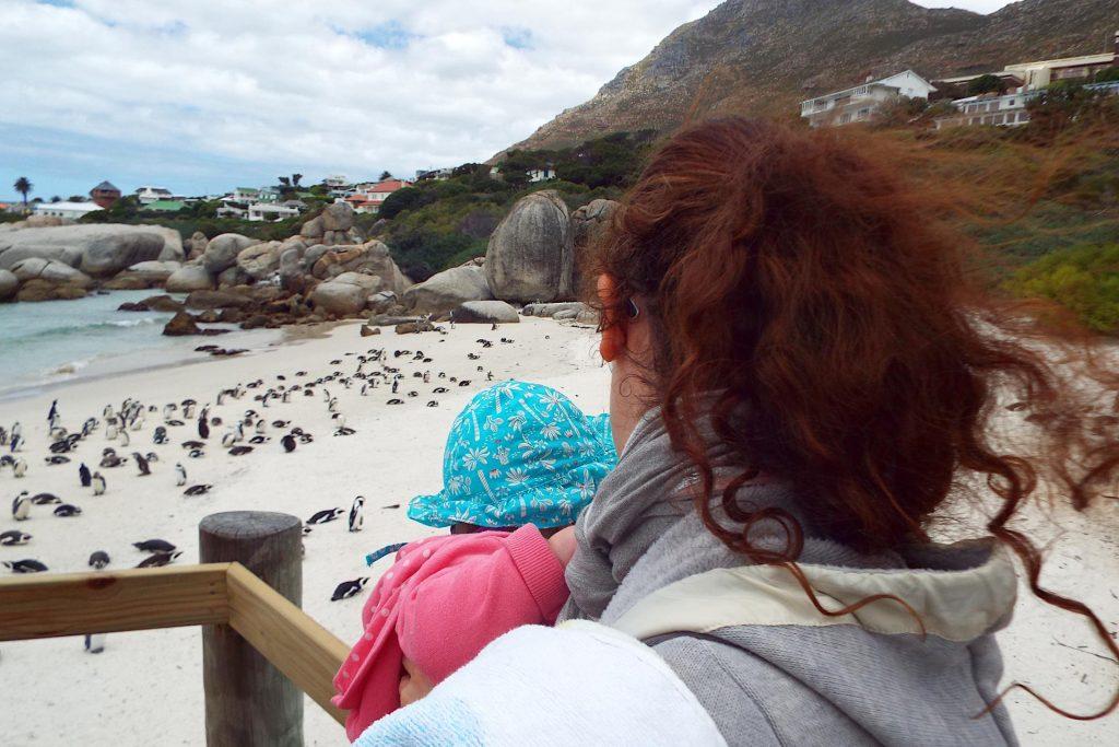 Voyager avec un bébé en Afrique du Sud - Cape Town