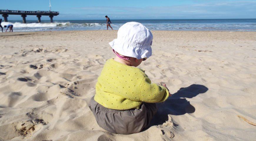 Voyager avec un bébé à l'autre bout du monde c'est possible..