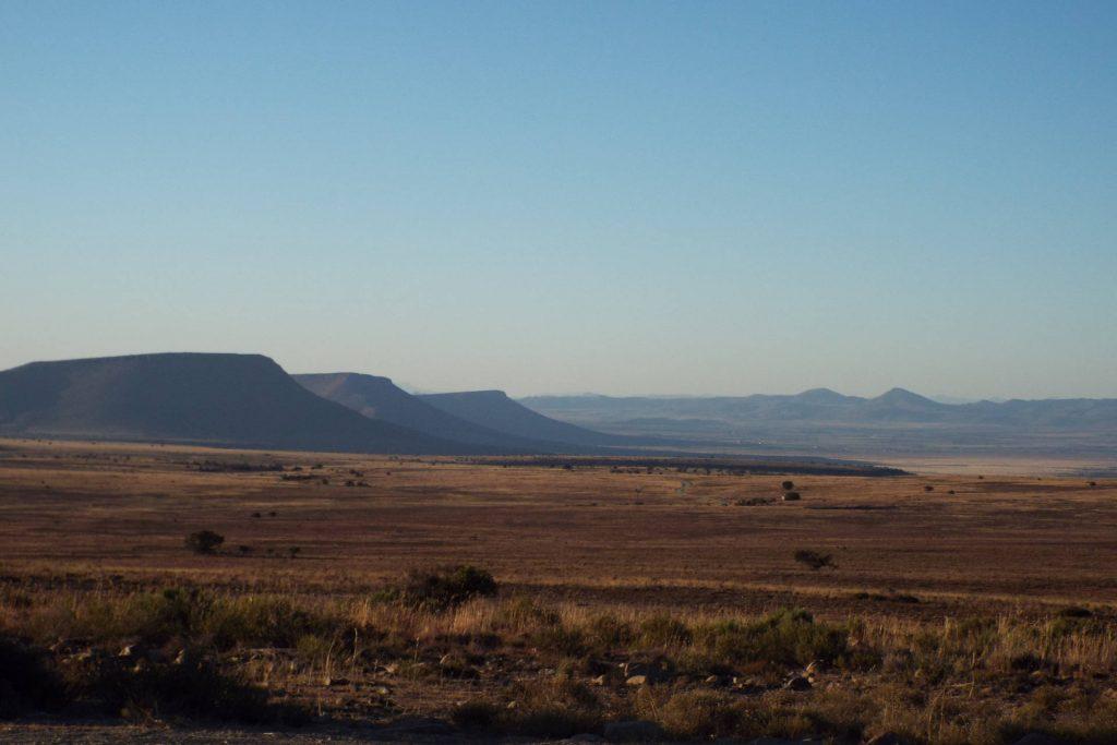 Afrique du Sud - Mountain Zebra National Park - paysages