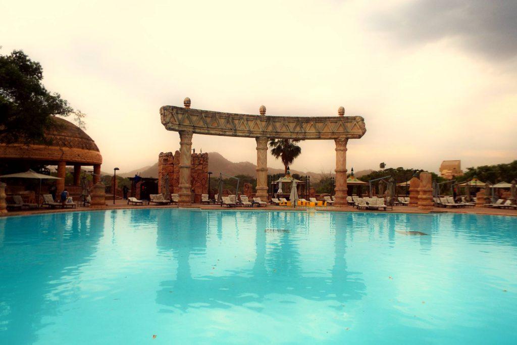 Afrique du Sud - Suncity - Bains Royaux