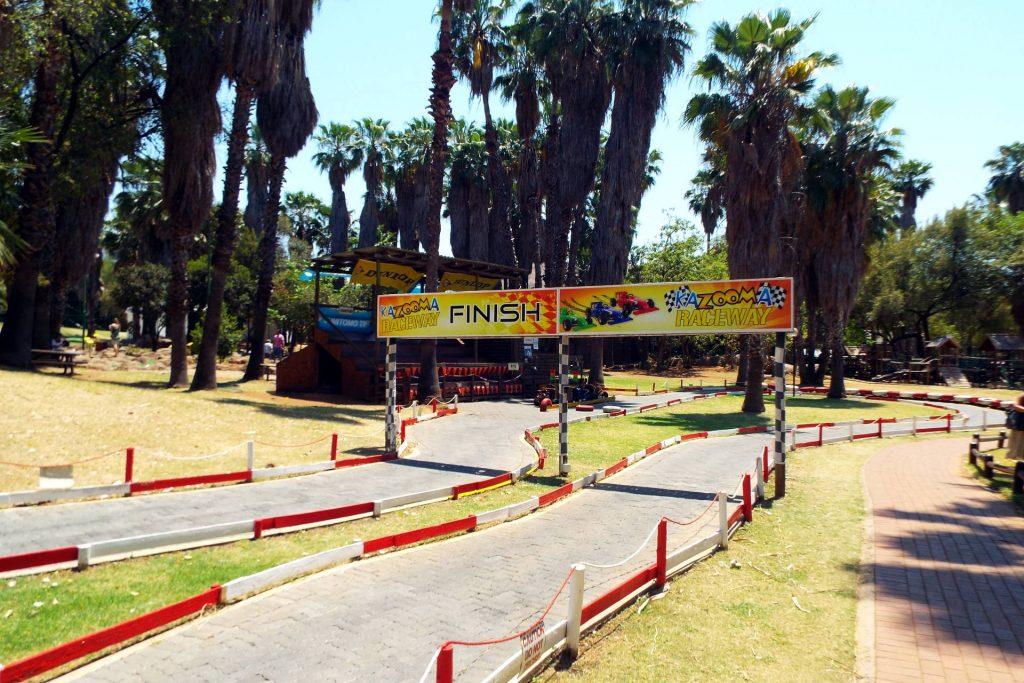 Afrique du Sud - Suncity - jeux pour les enfants