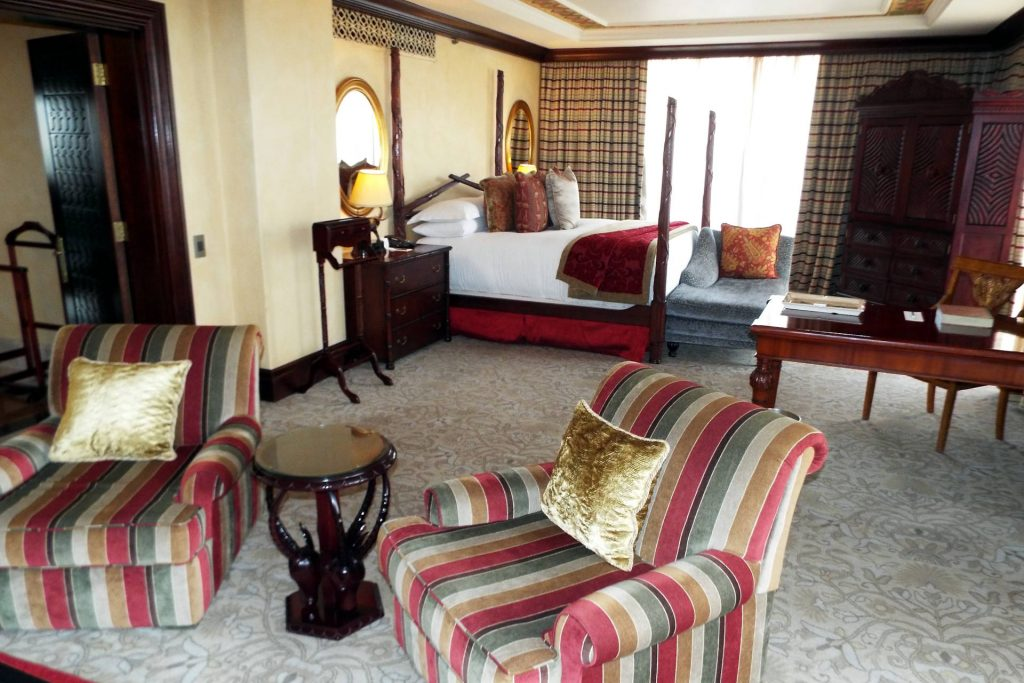 Afrique du Sud - Suncity - Suite Royale de The Palace