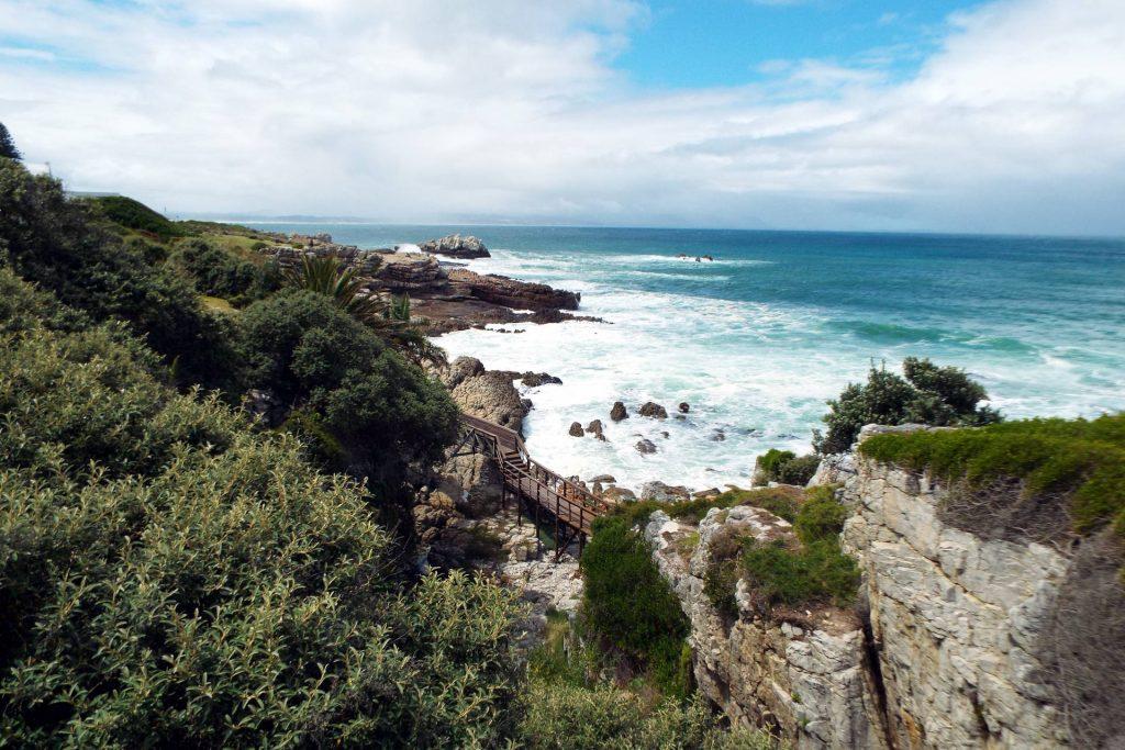 Hermanus - le long du Cliff Path