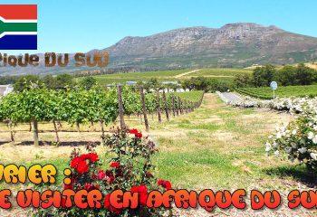 Que visiter en Afrique du Sud au mois de Février