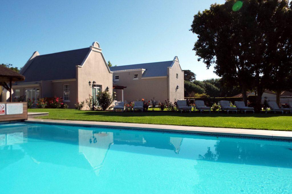 Afrique du Sud - Cape Town - logement à Constantia
