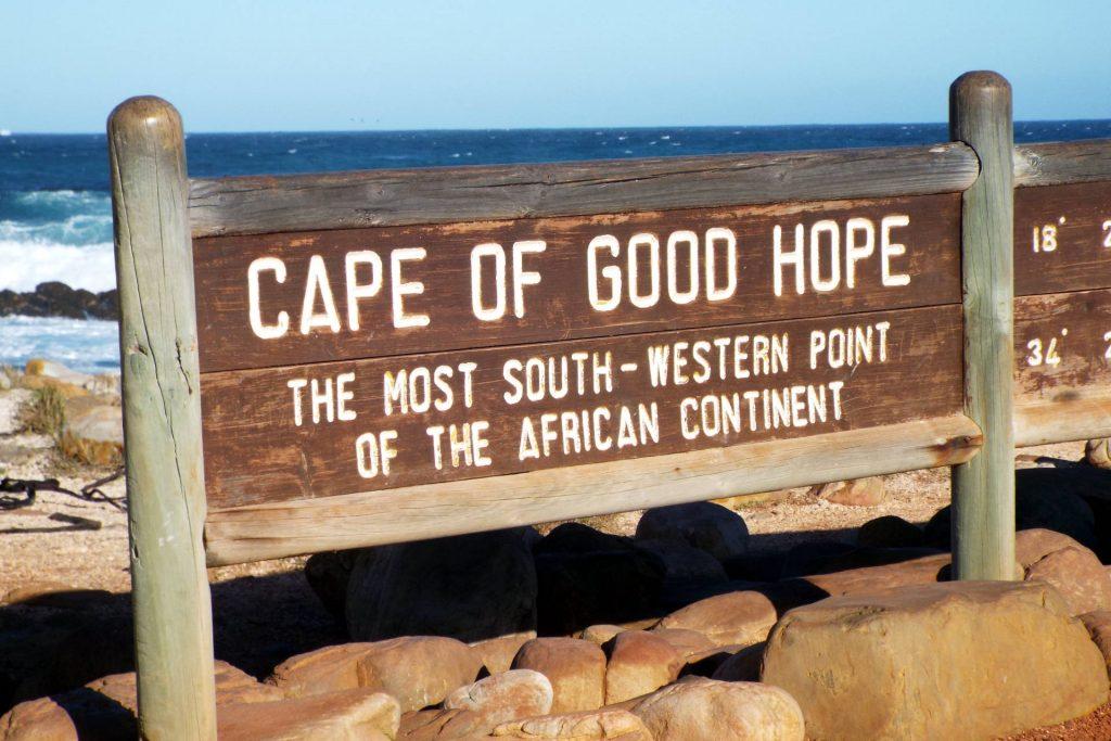 Afrique du Sud - Cape Town - Cap de Bonne Espérance