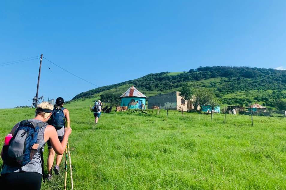 Afrique du Sud - Elundini - randonnée vers Hogsback