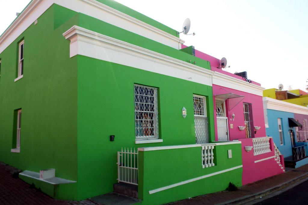 Afrique du Sud - Cape Town - Bo Kaap