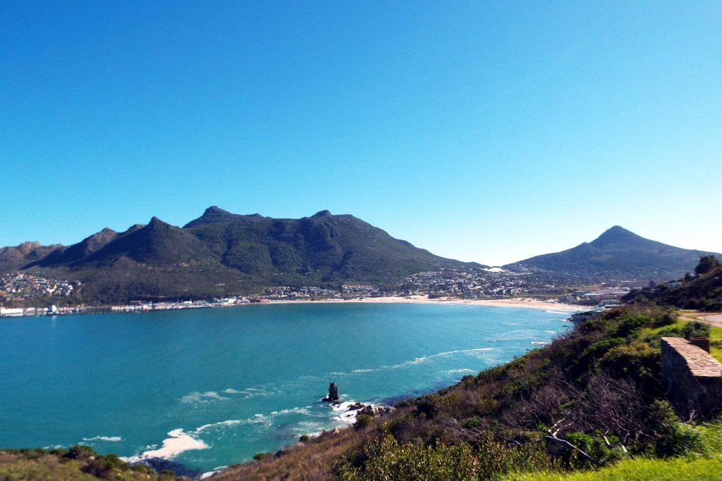 Afrique du Sud - Cape Town - Chapmans Peak Drive