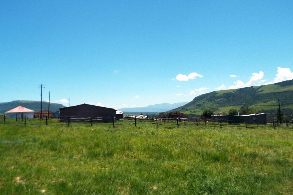 Afrique du Sud - Elundini - village Xhosa