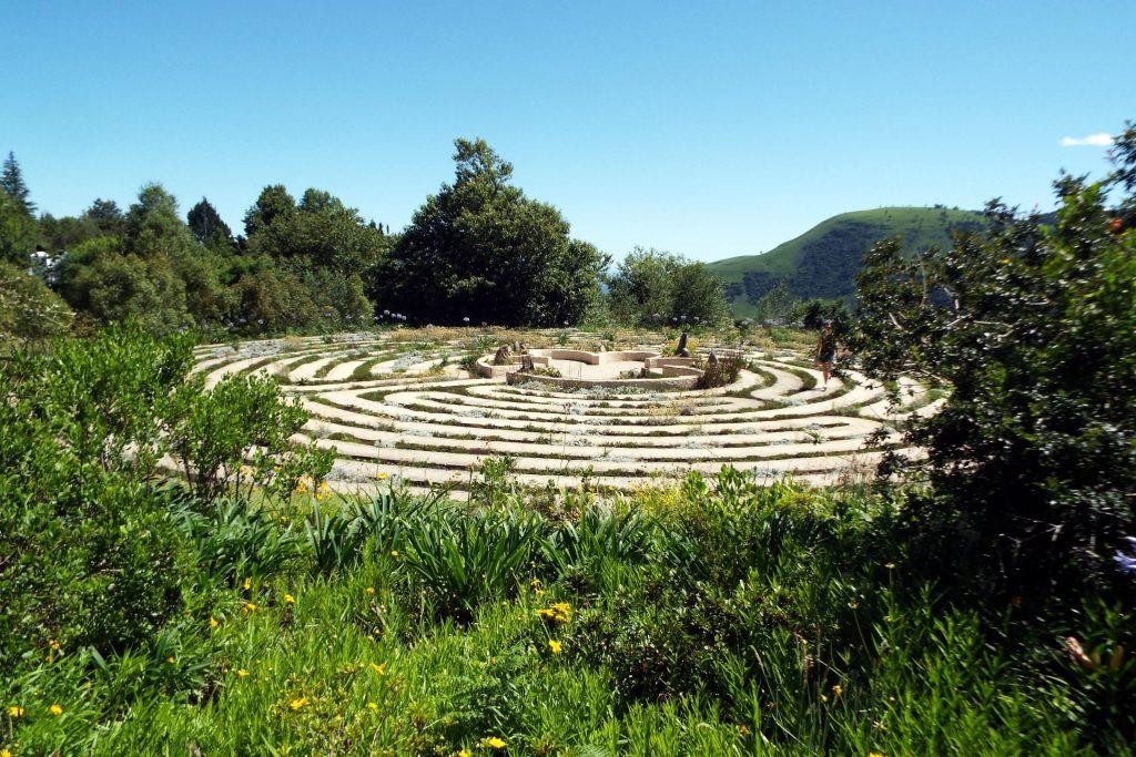 Afrique du Sud - Hogsback - The Labyrinth