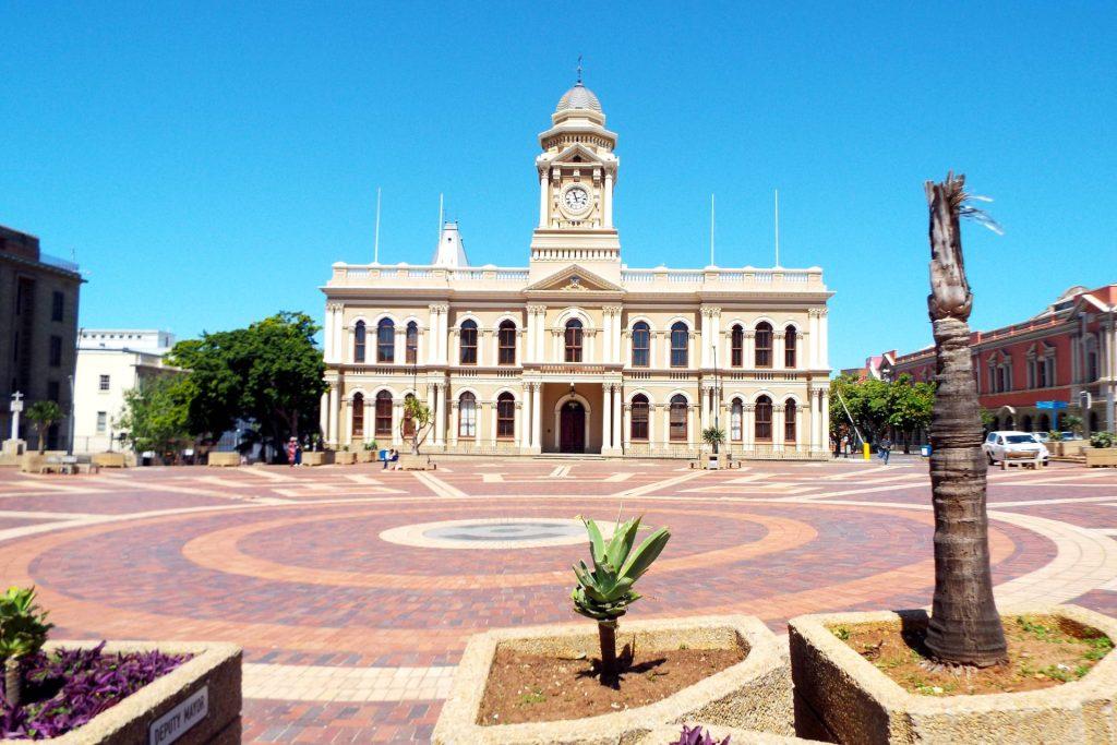 Afrique du Sud - Port Elizabeth - centre ville