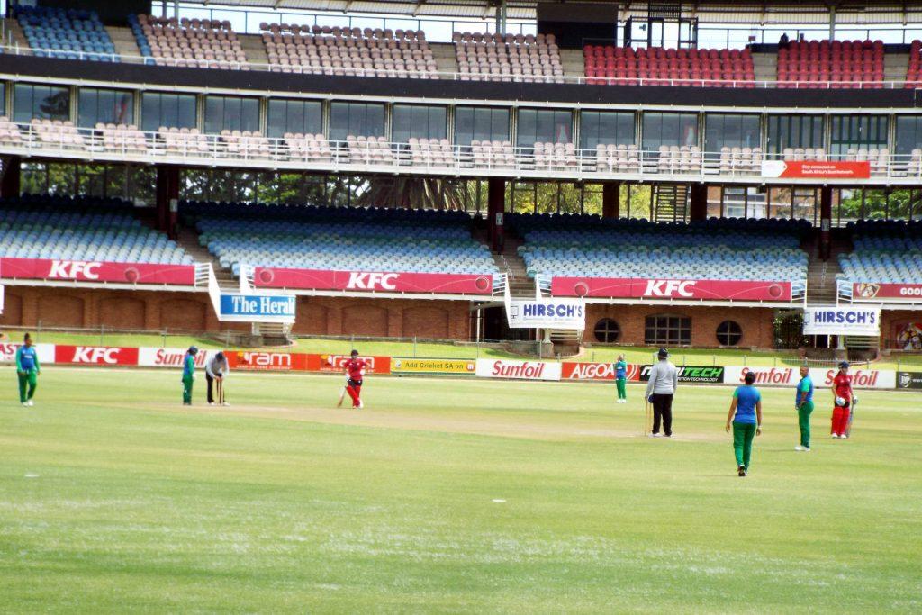 Afrique du Sud - Port Elizabeth - cricket