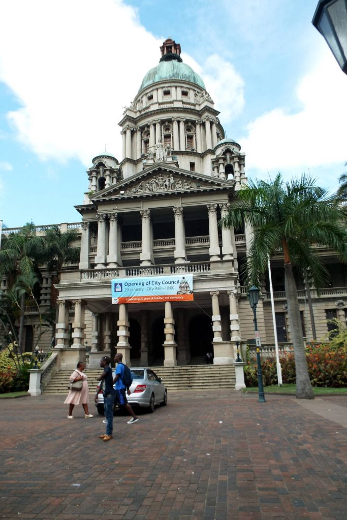 Afrique du Sud - Durban - City Hall
