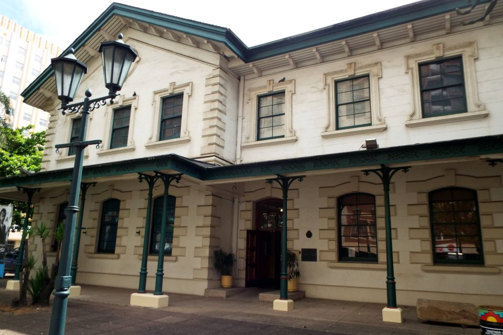 Afrique du Sud - Durban - Durban History Museum