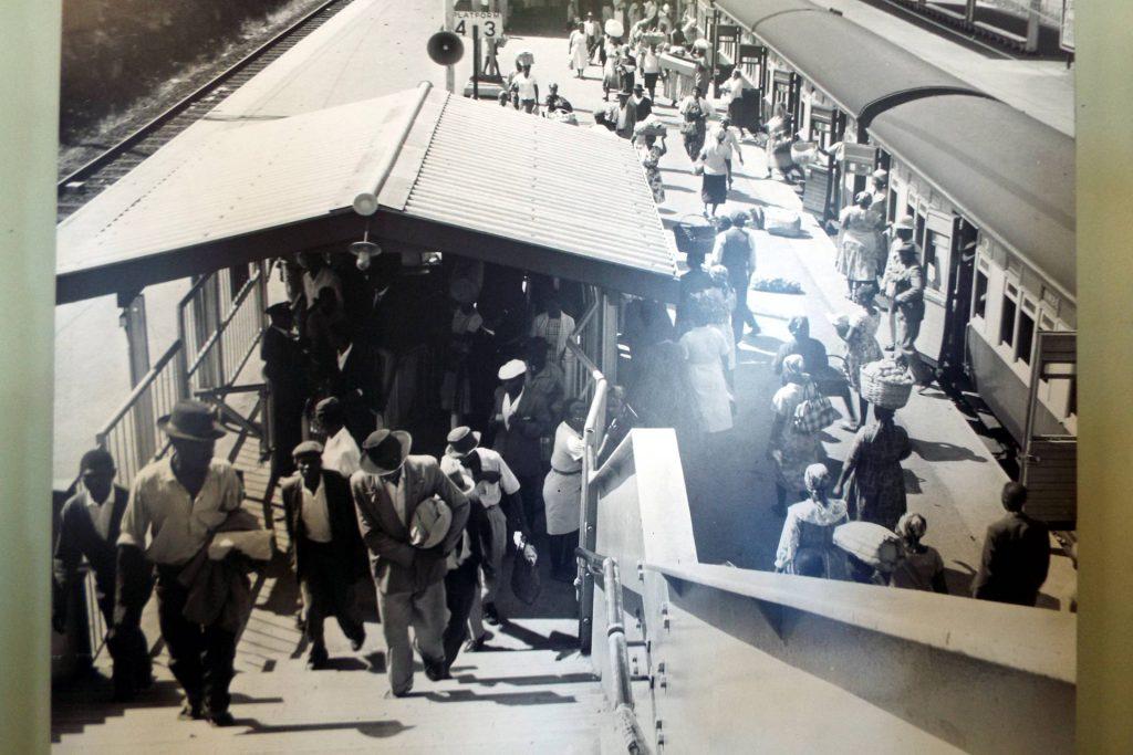 Afrique du Sud - Durban - exposition au KwaMuhle Museum