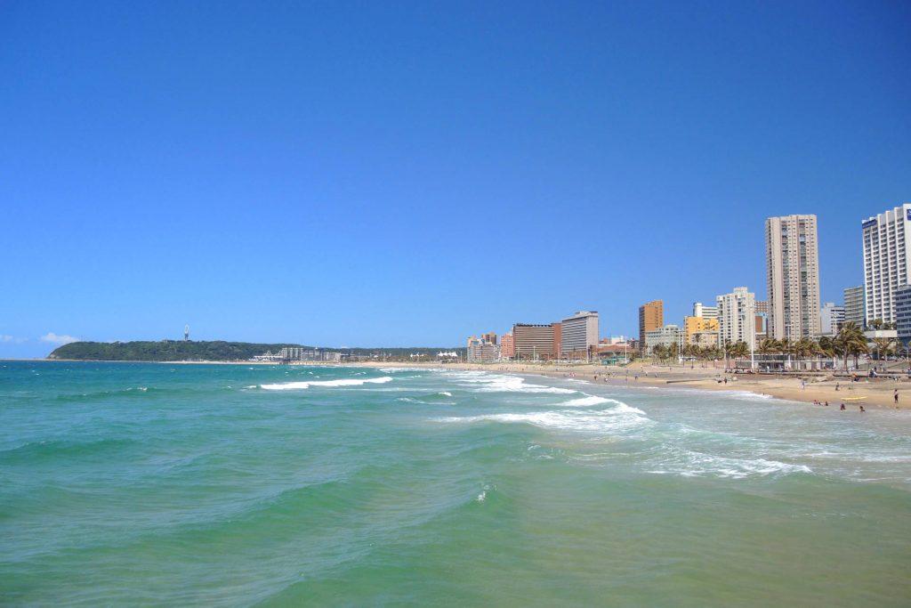 Afrique du Sud - Durban - front de mer
