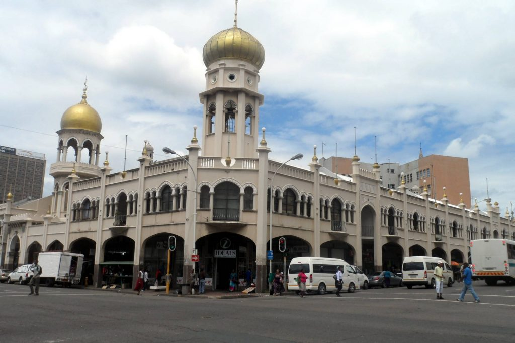 Afrique du Sud - Durban - Juma Masjid Mosque