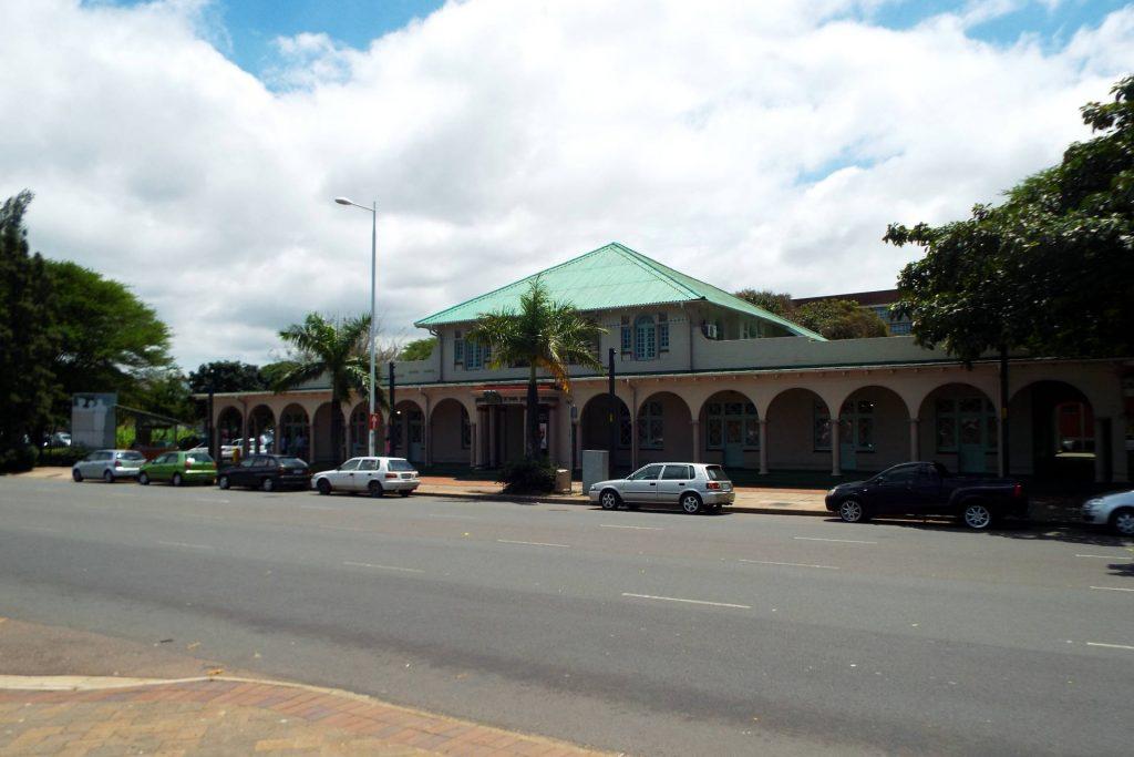 Afrique du Sud - Durban - KwaMuhle Museum