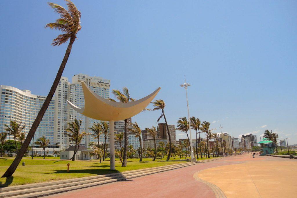 Afrique du Sud - Durban - promenade au Waterfront
