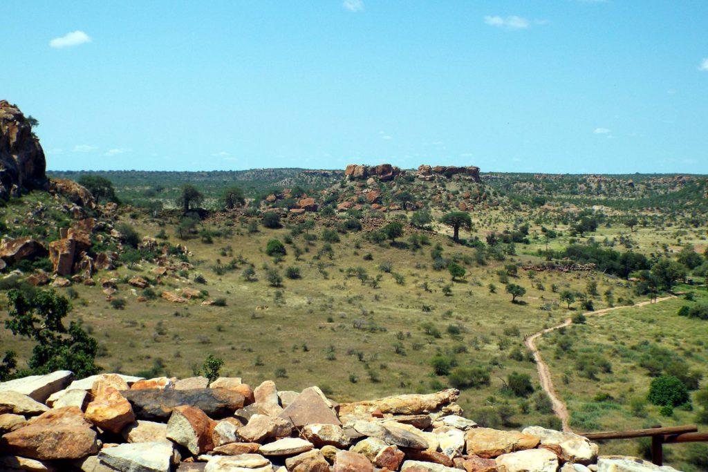 Afrique du Sud - Mapungubwe - point de vue