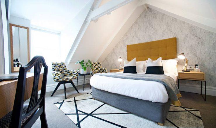 Afrique du Sud - Bonne Esperance Guesthouse - classic room